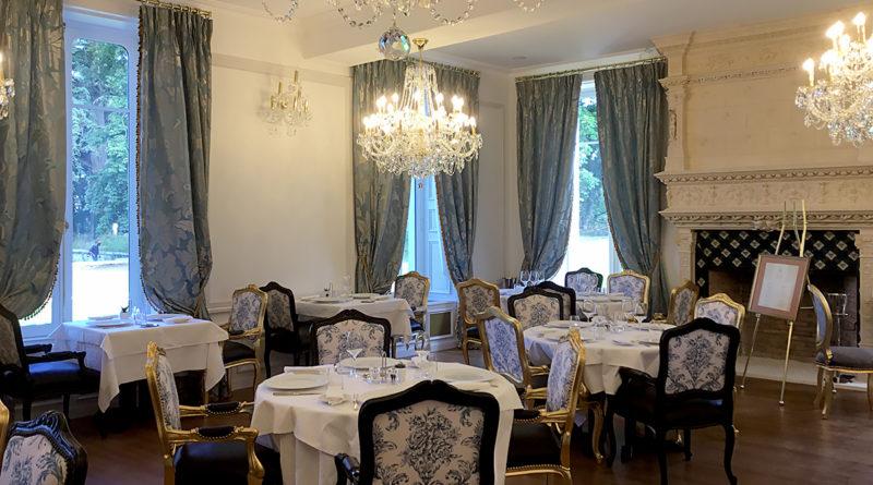 Habillage et Voilage Restaurant Hôtel 5 étoiles - Laurine Déco