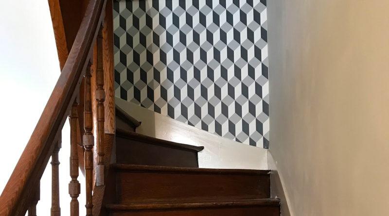 Maison en Touraine Escalier