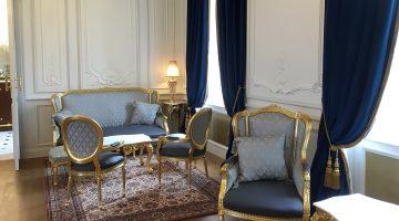 Tissus d'ameublement Salons Hôtel 5 étoiles - Laurine Déco